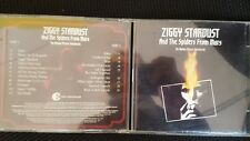 DAVID BOWIE - ZIGGY STARDUST.  THE MOTION PUCTURE SOUNDTRACK. DOPPIO CD