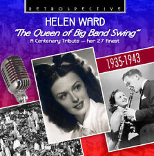 Helen Ward : The Queen of Big Band Swing CD (2013) ***NEW***