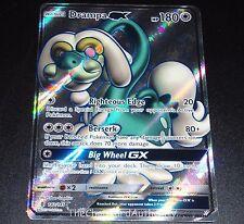 Drampa GX 142/145 SM Guardians Rising Set FULL ART Pokemon Card NEAR MINT