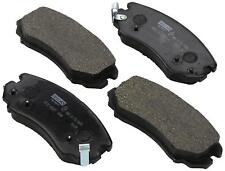 Brake Pad Set Quality Replacement Triscan 8110 43027