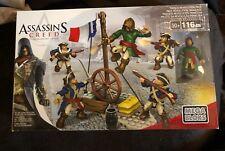 Mega Bloks Assassin/'s Creed Pirate #4 With Treasure Call Of Duty Halo
