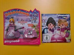 PLAYMOBIL  Limited Edition   KRISTALL - PRINZESSIN m. Kristallstab & edlem Kleid