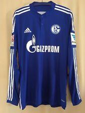 FC Schalke Matchworn / Prepared Trikot Ayhan MW Jersey Camiseta Maglia Adizero