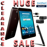 ASUS MeMO Pad 7 LTE Bundle, Dark Chocolate, 16GB, Wi-Fi +4G +FREE 2-Day Shipping