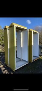 4 X Cabin Joiners - Site Cabin Container