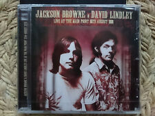 JACKSON BROWNE DAVID LINDLEY LIVE AT THE MAIN POINT AUGUST 1973 NEW SEALED
