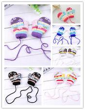 Snowflake Warm Infant Baby Boys Girls Kids Autumn Winter Warm Gloves Mittens NT