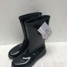 Sloggers Tallboot Garden Shoe Size 7 Black