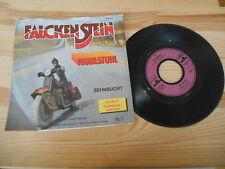 "7"" Pop Falkenstein - Feuerstuhl / Sehnsucht NATURE / METRONOME"