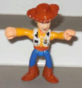 Disney Toy Story Woody PVC Figure VHTF