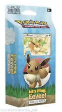 Pokemon TCG: Let's Play, Eevee! Theme Deck :: Brand New And Sealed!