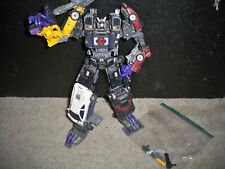 Transformers Fansproject Menasor Causality M3 Intimidator Stunticons Full Set
