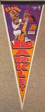 "NBA Charles Barkley Phoenix Suns 30"" Player  Pennant"