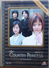 Country Princess (DVD, 2008, 6-Disc Set) YA Entertainment Box Set US Version
