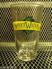 SweetWater BREWING Co Atlanta ~ NEW ~ SET of 2 ~ Fly Fishing ~ Beer Pint Glasses