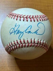 Gary Carter - Signed Autographed Rawlings ONL (Giamatti) Baseball- PSA