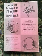 Anatomy and Histology of the Eye and Orbit in Domestic Animals by Prince, Diesem