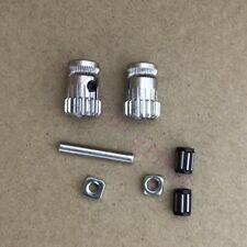 3D Printer Prusa i3 MK2.5 MK3 extruder dual gears kit 1.75mm drivegear Kit