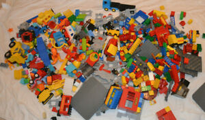Lego Duplo Konvolut Sammlung  11 kg  Zug  Dino Tiere uvm