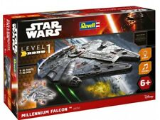 REVELL 06752 StarWars MILLENNIUM FALCON Level1 Scala 1:164
