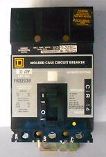 Square D, Fa32030, 30 Amps, 3 Pole Unit, V240Ac