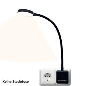 Dimmbar LED Steckerlampe Steckdosenleuchte Wandleuchte Neutralweiß4000K 4W 350Lm