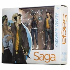 Saga Alana & Marko Action Figures 2-Pack San Diego Comic-Con 2016 Exclusive SDCC
