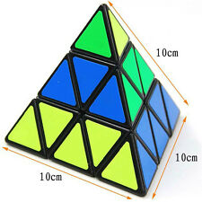 Triangle Pyramid Speed Cube Magic Cube3×3 Twist Puzzle Game Educational Toy Gift