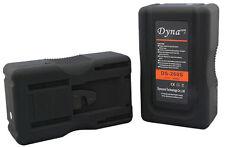 260Wh V-Mount Battery; Dynacore DS-260S V-Lock Battery, Battery for RED cameras