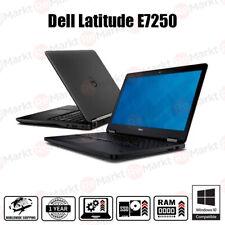 Dell Latitude E7250 Laptop Core i5-5300U 16GB RAM 240GB SSD Windows 7 - B Grade