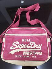 Superdry Womens Pink/Beige Bag (P39)