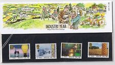 GB Presentation Pack 168 1986 Industry Year 10% OFF 5