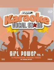 Zoom KARAOKE CDG VOCAL stelle Girl Power VOL 4 19 tracce