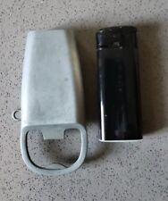 cricket lighter bottle opener holder