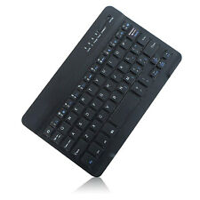 WIRELESS KEYBOARD SLIM COMPACT PORTABLE KEYPAD RECHARGEABLE S73 For TABLETS