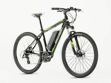 Electric mountain bike, PANASONIC battery LCD, PAS system, MID MOTOR Greenway