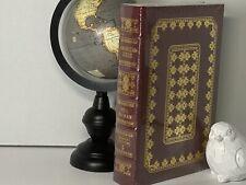 American Gods SIGNED by Neil Gaiman SEALED Easton Press