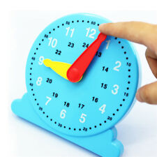Learning Clock Children Learn To Tell The Time Cognitive Development Kids DP