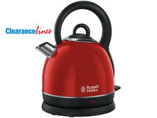 Russell Hobbs 19192 Westminster Cordless Dome Kettle - Red - Brand New