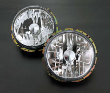 VW Rabbit Golf MK1 1 Beetle Clear Euro E-Code Front Sport Headlight Headlamp 76-