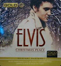 GOLD - ELVIS 'Christmas Peace' - 2CD Set