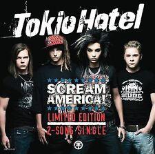 Scream [Single] by Tokio Hotel (CD, Dec-2007, Interscope (USA))