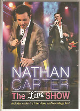 NATHAN CARTER DVD THE LIVE SHOW Filmed live in Cookstown. 20 great tracks