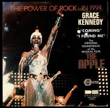 """GRACE KENNEDY - SPAIN 7"""" BELTER 1980 - COMING / I FOUND ME - OST/BSO """"THE APPLE"""""""