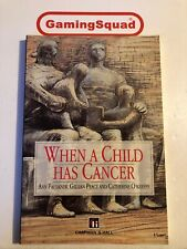 When a Child has Cancer, Ann Faulkner PB Book, Supplied by Gaming Squad