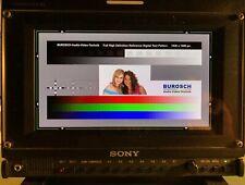 Sony PVM-741 -EL-OLED-Monitor der TRIMASTER-Serie mit zwei 3G-/HD-/SD-SDI-E