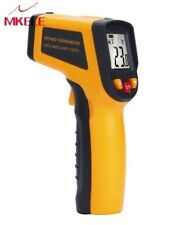 non contact Infrared Digital Thermometer temperature Pyrometer IR Laser Point