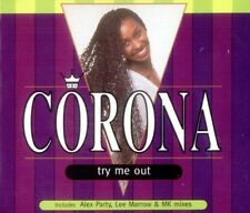 Corona Try me out (1995, #zyx7884) [Maxi-CD]