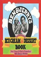 Ben and Jerry's Homemade Ice Cream and Dessert Book,Ben R. Cohen, Jerry Greenfi