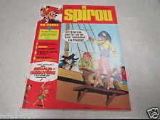 SPIROU MAGAZINE N° 1957 16 octobre 1975 + SUPPLEMENT les pecheurs de guerres *